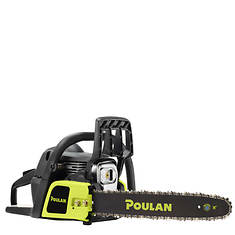 """Poulan 14"""" 33cc 2-cycle Gas Chainsaw"""