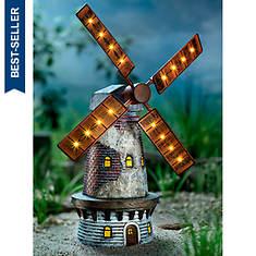 Solar Windmill Lighthouse