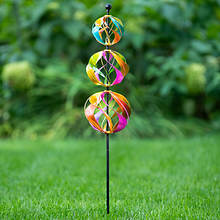 3-tier Colorful Wind Spinner