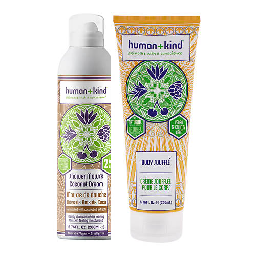 Human+Kind Hand-Elbow-Foot Cream Tube Kit