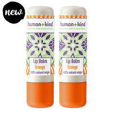 Human+Kind Lip Balm 2-Pack