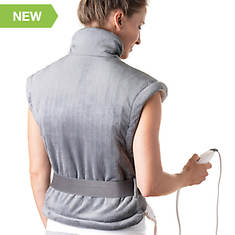 PureRelief XL Back & Neck Heating Pad