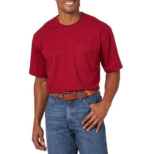 Wrangler Men's Pocket Performance T-Shirt