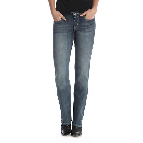 Wrangler Women's Essential Straight Leg