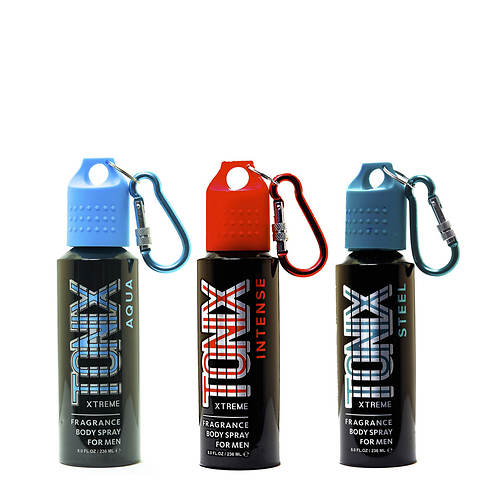Tonix Body Spray Trio 1 (Men's)