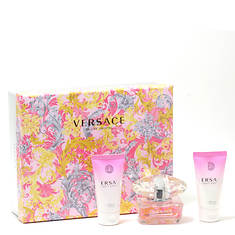 Bright Crystal by Versace Set (Women's)