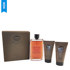 Gucci Guilty Absolute by Gucci Travel Set (Men's)
