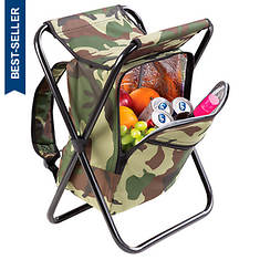 Folding Backpack/Cooler/Chair