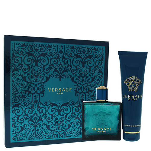 Versace Eros by Versace 2-Piece Gift Set (Men's)