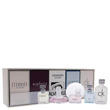 Calvin Klein Deluxe Fragrance Collection 5-Piece Mini Set (Women's)