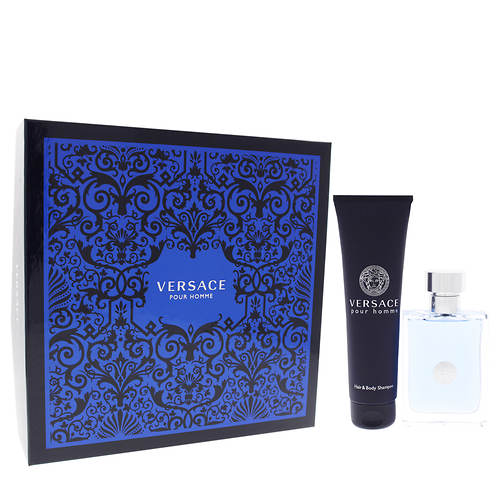 Versace Pour Homme by Versace 2-Piece Gift Set (Men's)