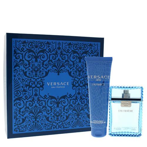 Versace Man Eau Fraiche by Versace 2-Piece Gift Set (Men's)