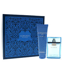 Versace Man Eau Fraiche by Versace 2-Piece Gift Set (Men's)