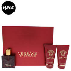 Eros Flame by Versace 3-Piece Gift Set