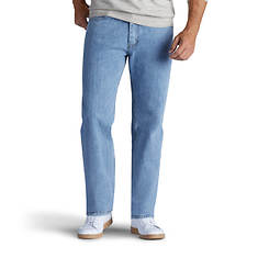 Lee Jeans Men's Relaxed Fit Straight Leg