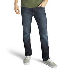 Lee Jeans Men's Extreme Motion Slim Straight