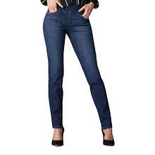 Lee Jeans Women's Sculpting Slim Leg Pull On Jean