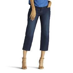 Lee Jeans Women's Relaxed Fit Capri
