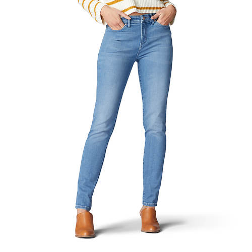 Lee Jeans Women's Sculpting Slim Fit Skinny Leg Jean