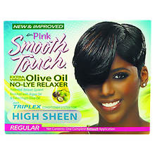 Luster's Regular Smooth Touch No-Lye Relaxer Kit