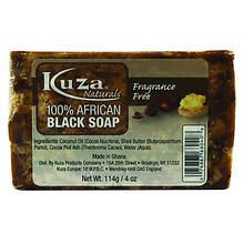 Kuza Naturals 100% Black Soap