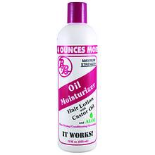 Bronner Brothers 12-Oz. Oil Moisturizer Hair Lotion