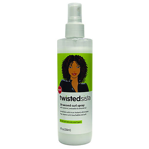 Twisted Sista 30 Second Curl Spray