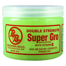 Bronner Brothers Super Gro with Vitamin E