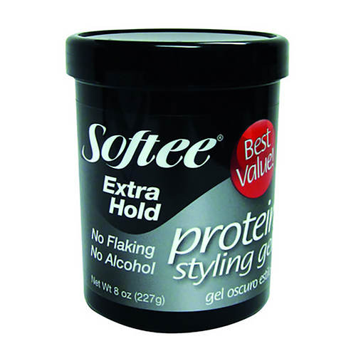 Softee Extra Hold Protein Styling Gel