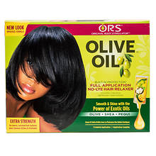 ORS Olive Oil Extra Strength Built-In Protection No-Lye Hair Relaxer