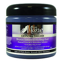 The Mane Choice Crystal Orchid Choice Biotin Infused Styling Gel