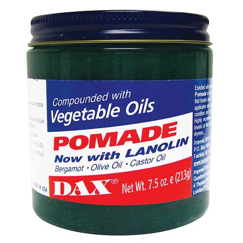 Dax Pomade Vegetable Oil