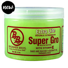 Bronner Brothers Extra Lite Double Strength Super Gro