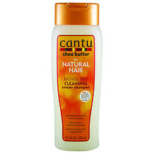 Cantu Shea Butter Sulfate-Free Cleansing Cream Shampoo