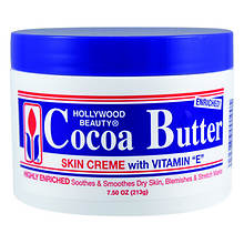 Hollywood Beauty Cocoa Butter Skin Crème