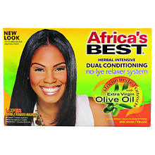 Africa's Best No-Lye Relaxer System - Super
