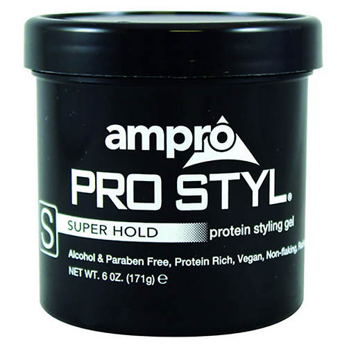 Ampro Pro Styl 6-Oz. Super Hold Protein Styling Gel