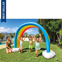 Intex Rainbow Cloud Sprinkler