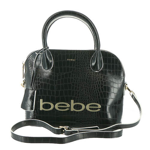 Bebe Fabiola Croco Stamped Mini Dome