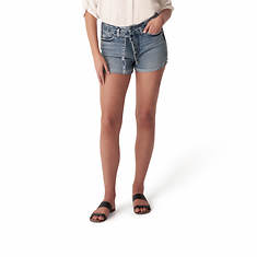 Silver Jeans Women's Sure Thing High Rise Short