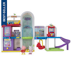Peppa Pig-Large Shopping Center Playset