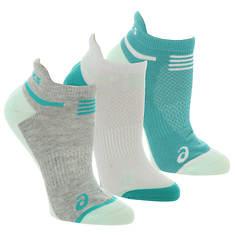 Asics Women's Intensity 2.0 3-Pack Low Socks