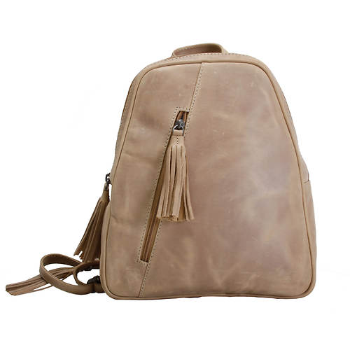 Hadaki NOLA Leather Backpack
