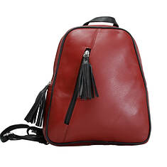 Hadaki NOLA Leather Backpack