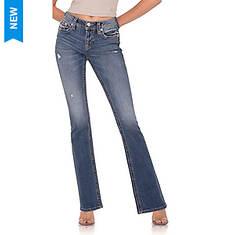 Miss Me Women's M3636B16 Bootcut Jean