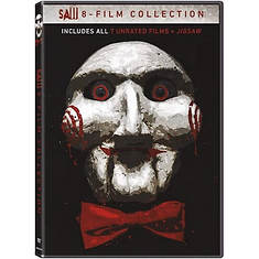 Saw: 8-Film Collection (DVD)