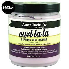 Aunt Jackie's Curl La La Defining Curl Hair Custard