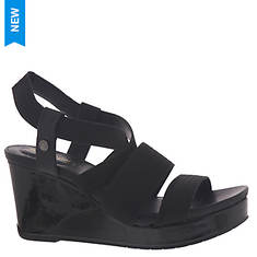 Kenneth Cole Reaction Card Elastic Wedge (Women's)