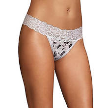 Maidenform® Women's Sexy Must Haves Lace Thong