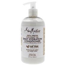 Shea Moisture 100 Percent Coconut Oil Daily Hydration Conditioner